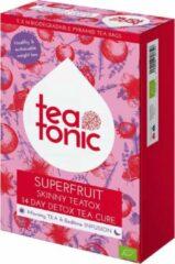 Teatonic SUPERFRUIT SKINNY TEATOX - 14-daagse afslankthee kuur