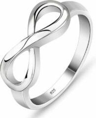 Leukste Koop Infinity ring zilverkleurig (17,25 mm, maat 7)