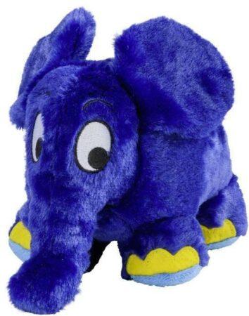Afbeelding van Warmies® warmtekussen, De blauwe olifant uit 'Die Sendung mit der Maus'