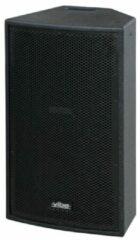 Zwarte JB Systems JBSystems VIBE-12 MkII - Professionele 250W luidspreker met houten klankkast