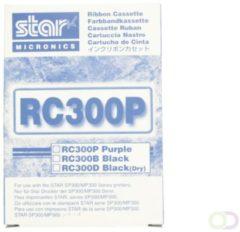 Zwarte Star Ribbon SP 200 black;(RC200B)