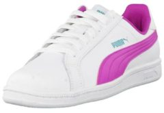 Sneaker Smash FUN L Jr 360162-05 Puma puma white-ultra magenta