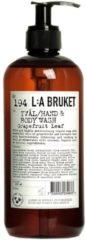 La Bruket Körperpflege Seifen Nr. 194 Hand & Body Wash Grapefruit Leaf 450 ml