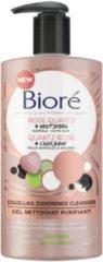Bioré Rose Quartz en Houtskool Dagelijks Zuiverende Cleanser 200 ml