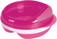 Roze OXO tot Voedingsbord met 2 vakjes Pink