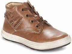 Bruine Hoge Sneakers GBB NINO