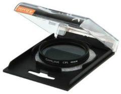 Zwarte CamLink CL-46CPL cameralensfilter 4,6 cm Circular polarising camera filter