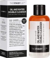 The INKEY List - Oil & Water - Double Cleanser 150ml - gezichtsverzorging - gezichtsreiniger