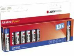 AgfaPhoto 110-803951 huishoudelijke batterij Wegwerpbatterij AA Alkaline
