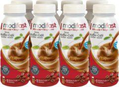 Modifast Intensive Drink Maaltijdvervanger - Koffie - 8 x 236 ml