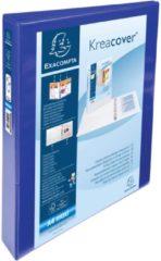 Exacompta Ringmap PP personaliseerbaar Kreacover - 2 D-ringen 25mm - A4 maxi (51826BE)