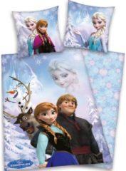Disney FROZEN - Die Eiskönigin Bettwäsche ca. 135 x 200 cm / ca. 80 x 80 cm