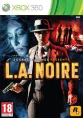 Rockstar L.A. Noire