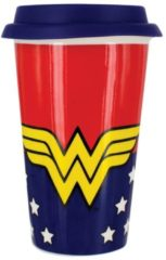 Paladone DC Comics: Wonder Woman Travel Mug
