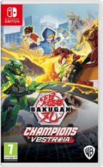 Warner Bros. Games Bakugan: Champions of Vestroia - Nintendo Switch