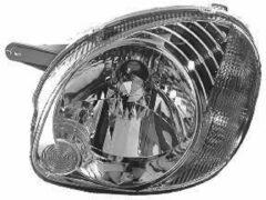 HYUNDAI KOPLAMP LINKS MET KNIPPERLICHT vanaf 7/'01 +ELEKTRISCH