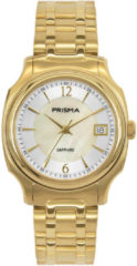 Prisma Dameshorloge P.1137 All stainless Goud