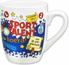 Paperdreams Cartoonmok Sporttalent nr 30