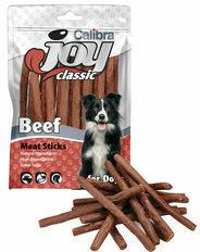 Calibra Joy Dog Classic Beef Sticks - 80 g