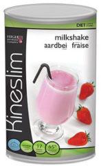 Milkshake aardbei van Kineslim : 400 gram