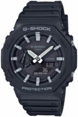 Casio G-Shock GA-2100-1AER Horloge Classic zwart 45 mm