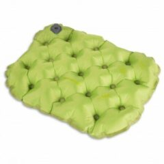 Groene Sea to Summit - Air Seat Insulated maat 28 x 38 cm groen