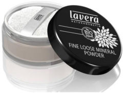 Lavera Transparant los poeder/fine loose mineral powder 1 Stuks