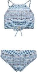 O´Neill High Neck - Bikini Set für Damen - Blau