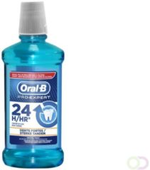 Oral-B Pro Expert Strong Teeth - Voordeelverpakking 6x500 ml - Mondwater