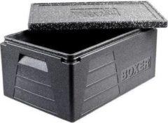 Zwarte Thermo Future Box Thermobox budget 'Boxer' 1/1 GN