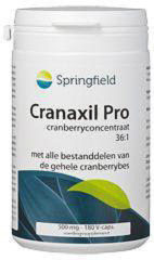 Springfield Nutraceuticals Springfield Cranaxil Pro Cranberry 180 vegicaps