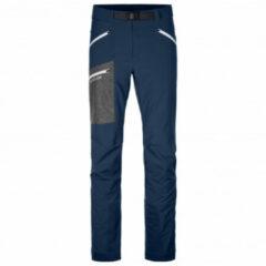 Ortovox - Cevedale Pants - Toerskibroek maat S - Regular, blauw
