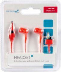 Rode Headset Red Ndsi (Speedlink)