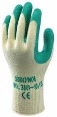 Showa veiligheidshandschoen Grip310, polyester/katoen/latex, met antisliplaag