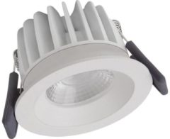 LEDVANCE 4058075127043 LED-badkamer inbouwlamp 8 W Warm-wit Energielabel: LED (A++ - E) Wit