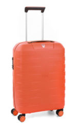 Roncato Box 2.0 Young 4 Wiel Cabin Trolley 55/20 papaya Harde Koffer