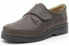 Bruine Nette schoenen Calzamedi SCHOENEN MET NAADLOZE HAND H