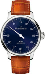 MeisterSinger Mod. AM908 SG03 - Horloge
