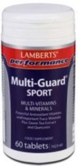 Lamberts Multi Guard Sport Multi-vitamins and Minerals Tabletten