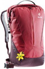 Deuter - Women's XV 3 SL - Dagrugzak maat 21 l, rood/roze
