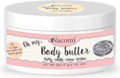 Nacomi Body Butter - Vanilla Crème Brulee 100ml.