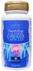 Hanoju L-lysine & L-prolin 480 Mg (90vc)