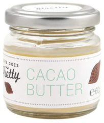 Zoya Goes Pretty Cold Pressed & Organic Cacao Butter - 60 gram