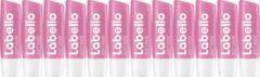 Roze Labello Soft Rosé Lippenbalsem - 12 stuks - Voordeelverpakking
