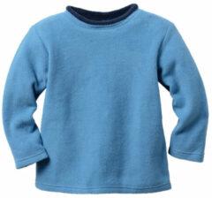 Minibär DESIGN Fleece pullover van bio-katoen, jeansblauw 110/116