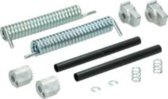Bosch, Constructa, DEDIETRICH, Imperial, Neff, Siemens Tür-Reparatursatz komplett für Geschirrspüler 096473, 00096473