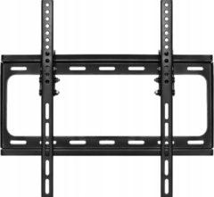Zwarte TV Muurbeugel Xstra sterk 26-55 Inch (max 35KG) Muur Steun Ophang Beugel - Wandhouder Kantelbaar - Geschikt voor elk merk