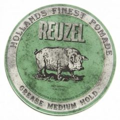 Groene Reuzel - Grease Medium Hold (Reuzel Green) - 113 gr