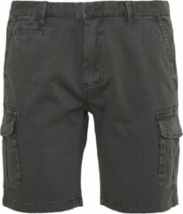 Twinlife - Heren Shorts Twinlife Short - Grijs - Maat 29