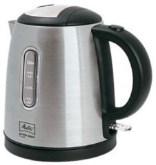 Melitta Prime Aqua mini Top - Waterkoker - RVS